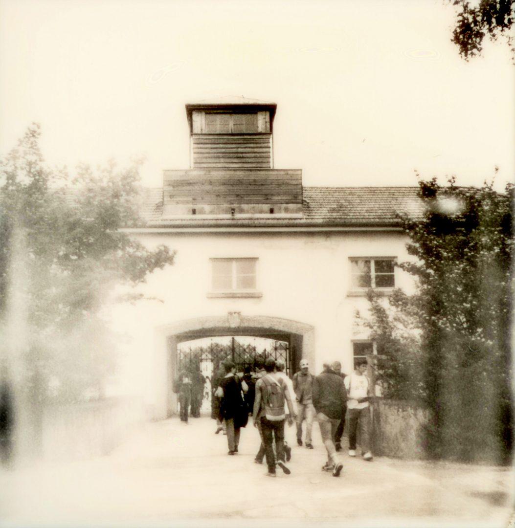 KZ Gedenkstätte Dachau: Historisches Eingangsgebäude (Jourhaus)
