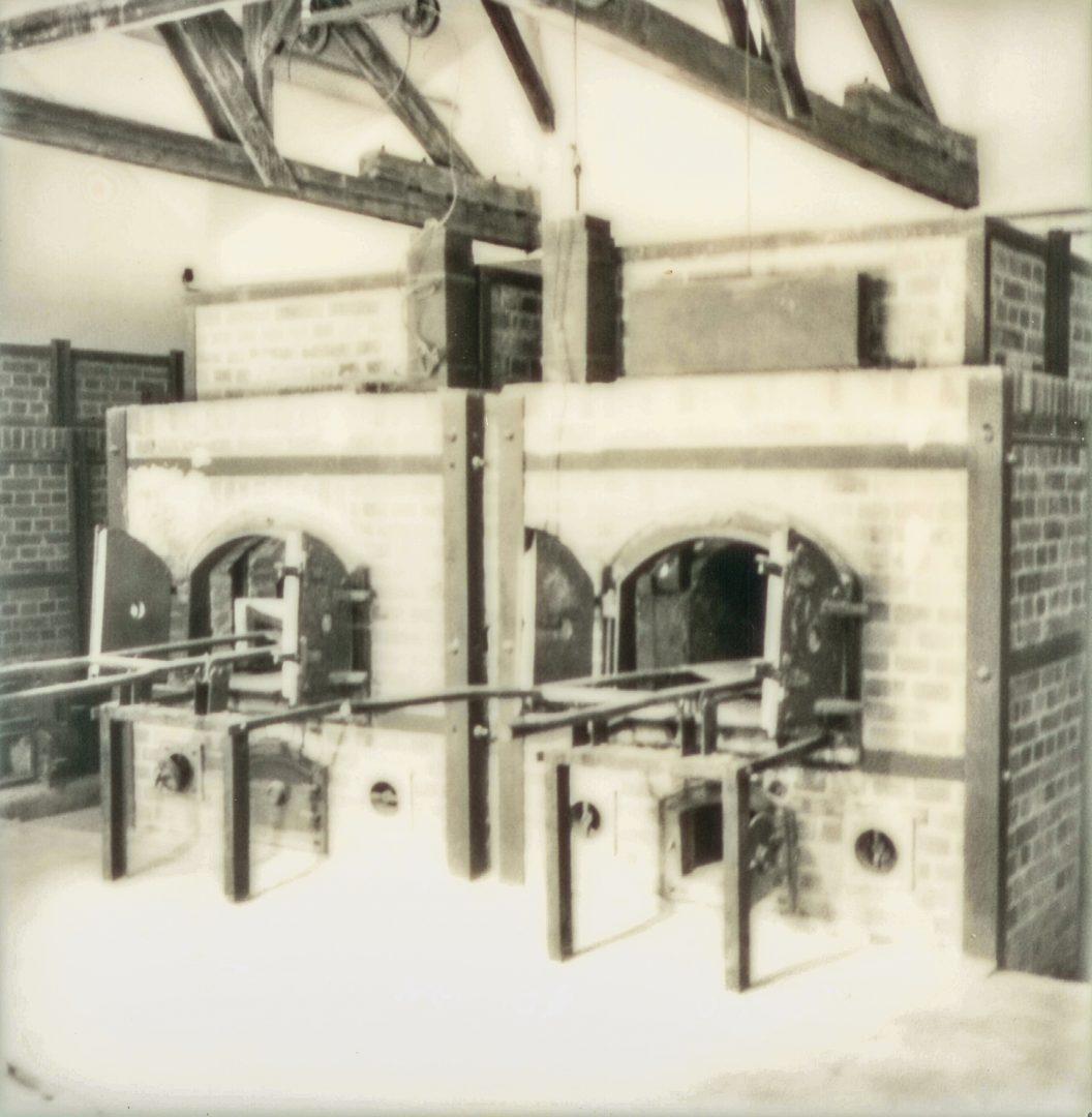 KZ Gedenkstätte Dachau: Krematorium