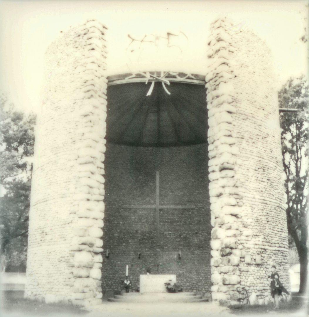 KZ Gedenkstätte Dachau: Todesangst-Christi-Kapelle
